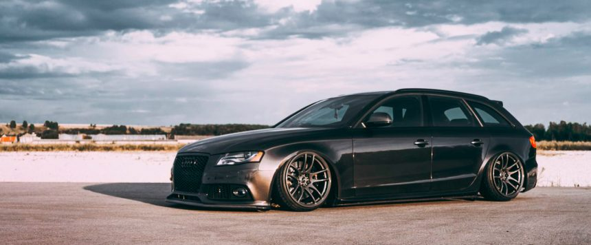 Photomeet 2016 flashback – Audi A4