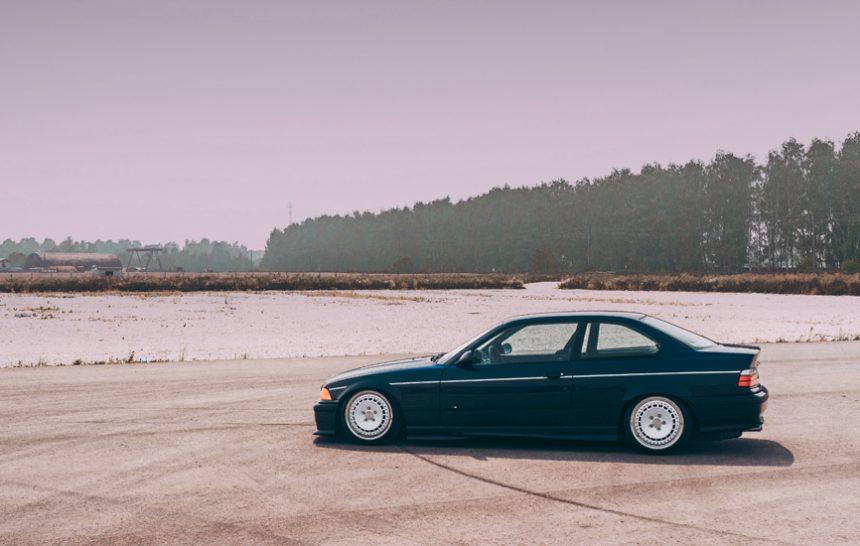 Photomeet 2016 flashback — BMW E36 – Custom Ronal Turbo