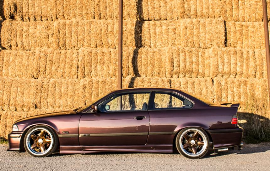 Street Legal V8 – BMW E36