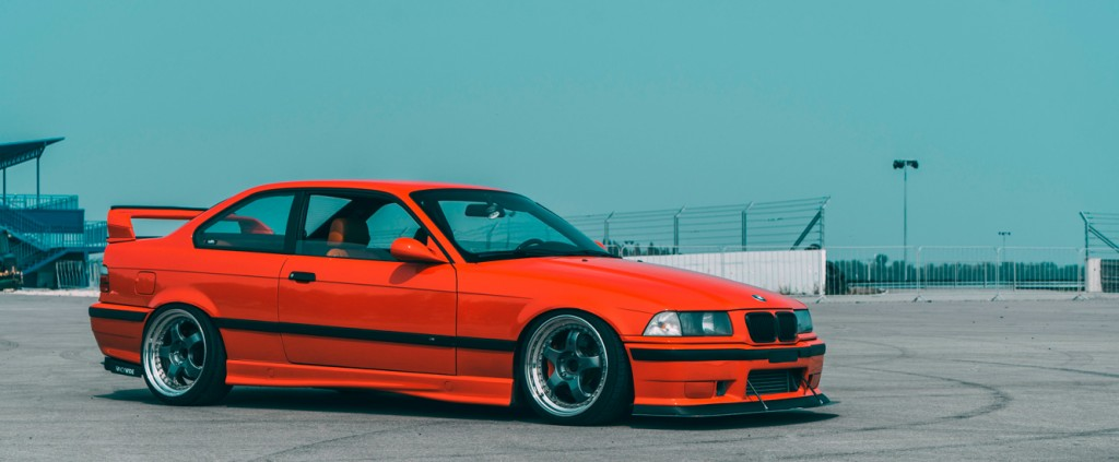 Photomeet 2016 flashback – BMW E36 Coupe Turbo.