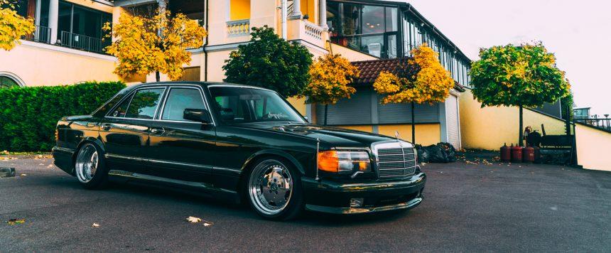 Mercedes-Benz W126 – Sheikh