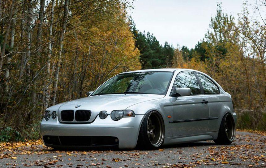 BMW E46 Compact – Static