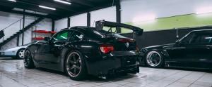 BMW Z4M E86 - Trackdays.