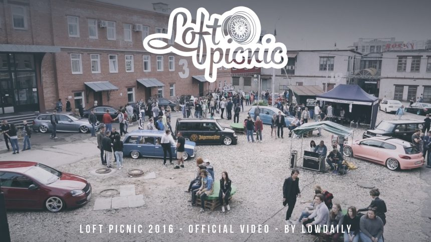Loft Picnic 2016 – Official Video by Lowdaily. Иваново.