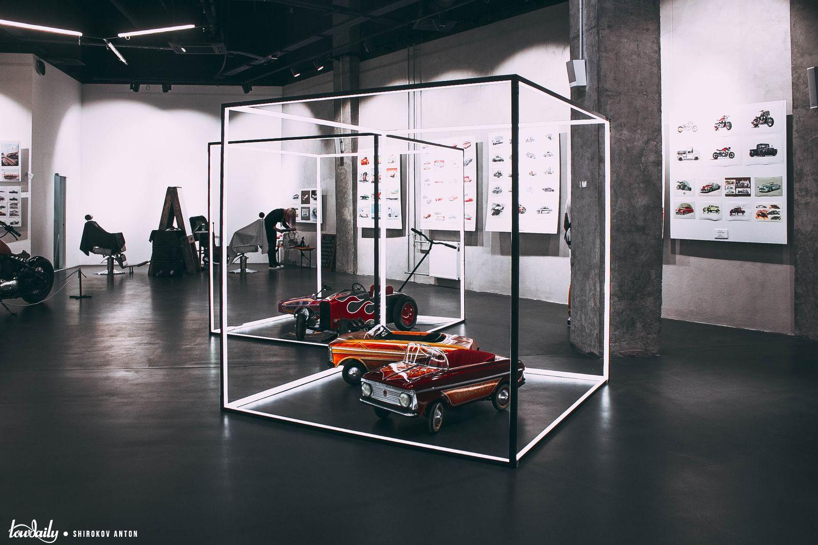 Выставка Кастом Дизайна