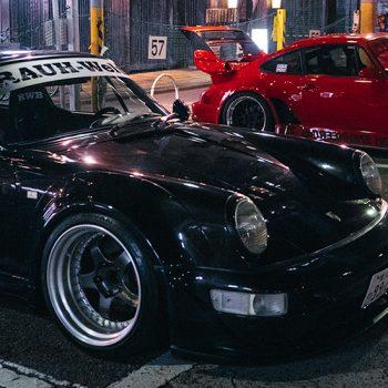 RWB Porsche NY Meet in Tokyo – Наши в Токио