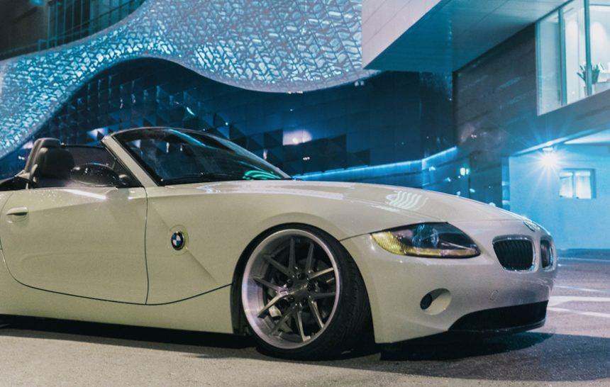 BMW Z4 (e85) 3.0L – Static