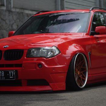 BMW X3 E83 – Air – Indonesia