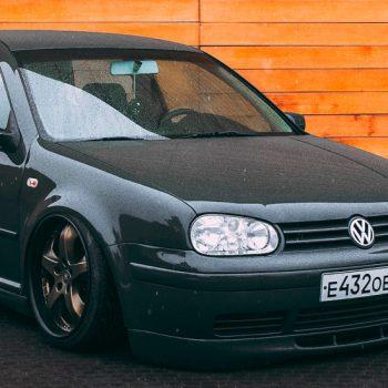 Volkswagen Golf MK4 – Slate Gray