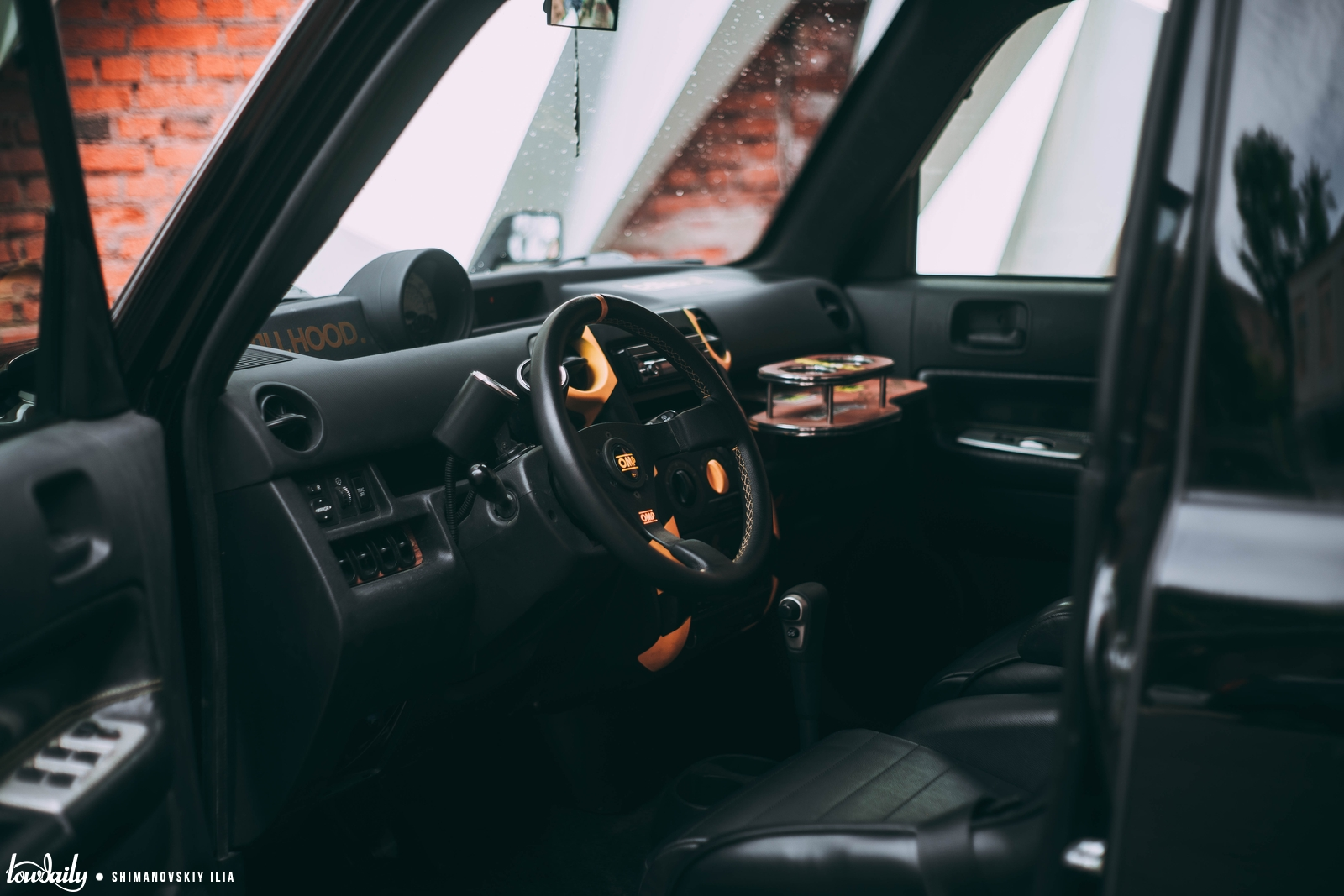 Scion XB Pickup Lowdaily DSC01513