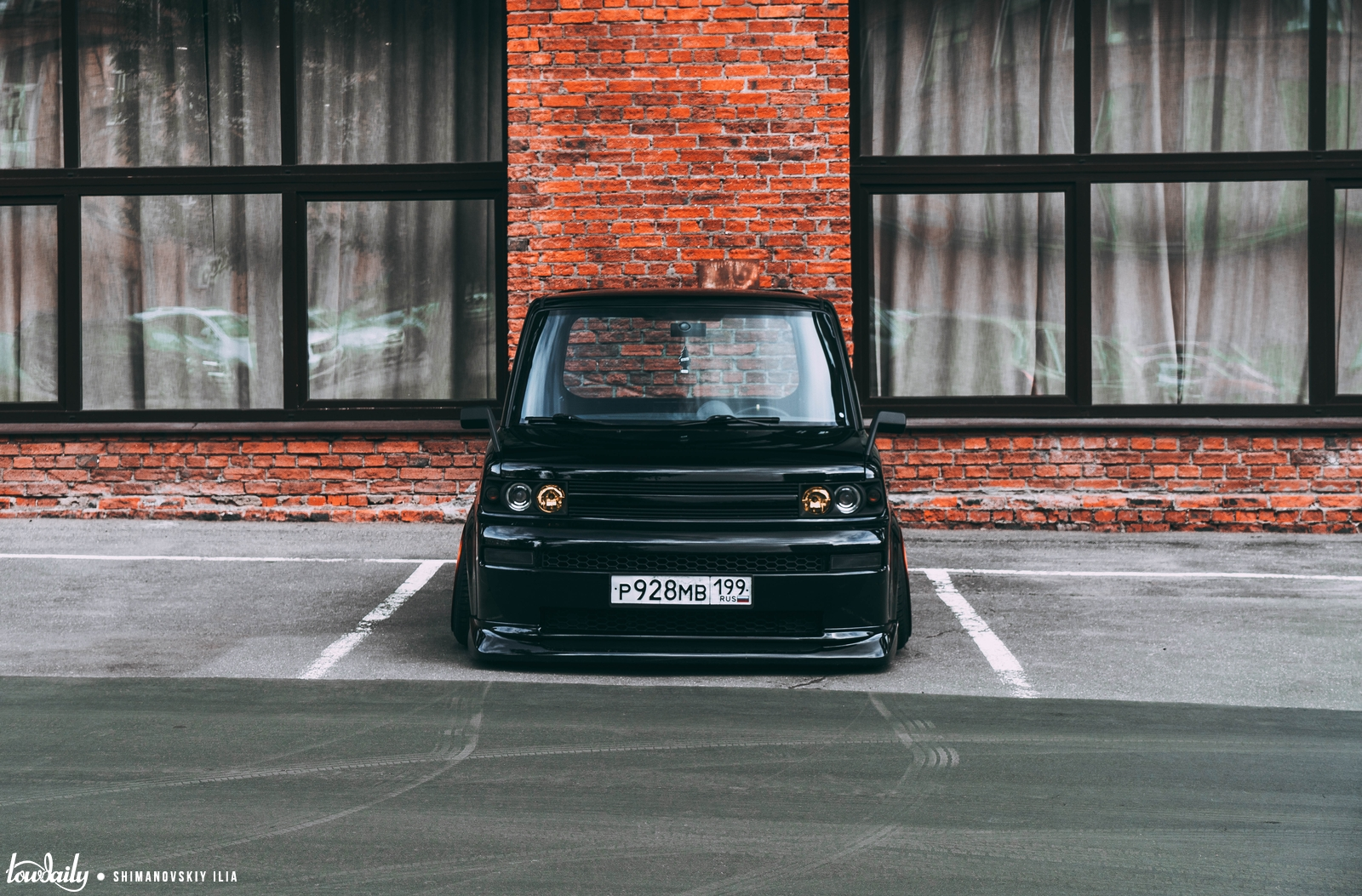 Scion XB Pickup Lowdaily DSC01594