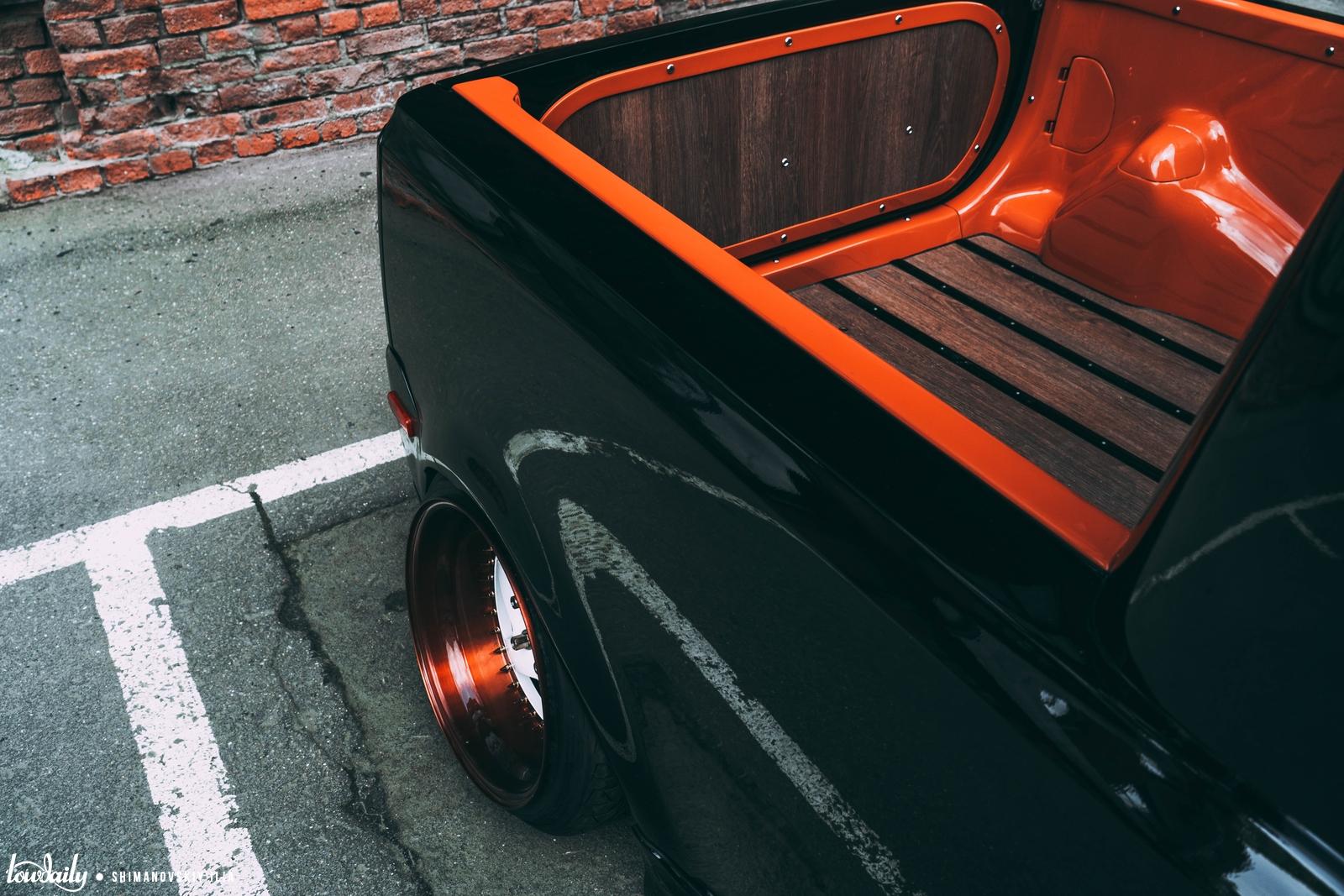 Scion XB Pickup Lowdaily DSC01612