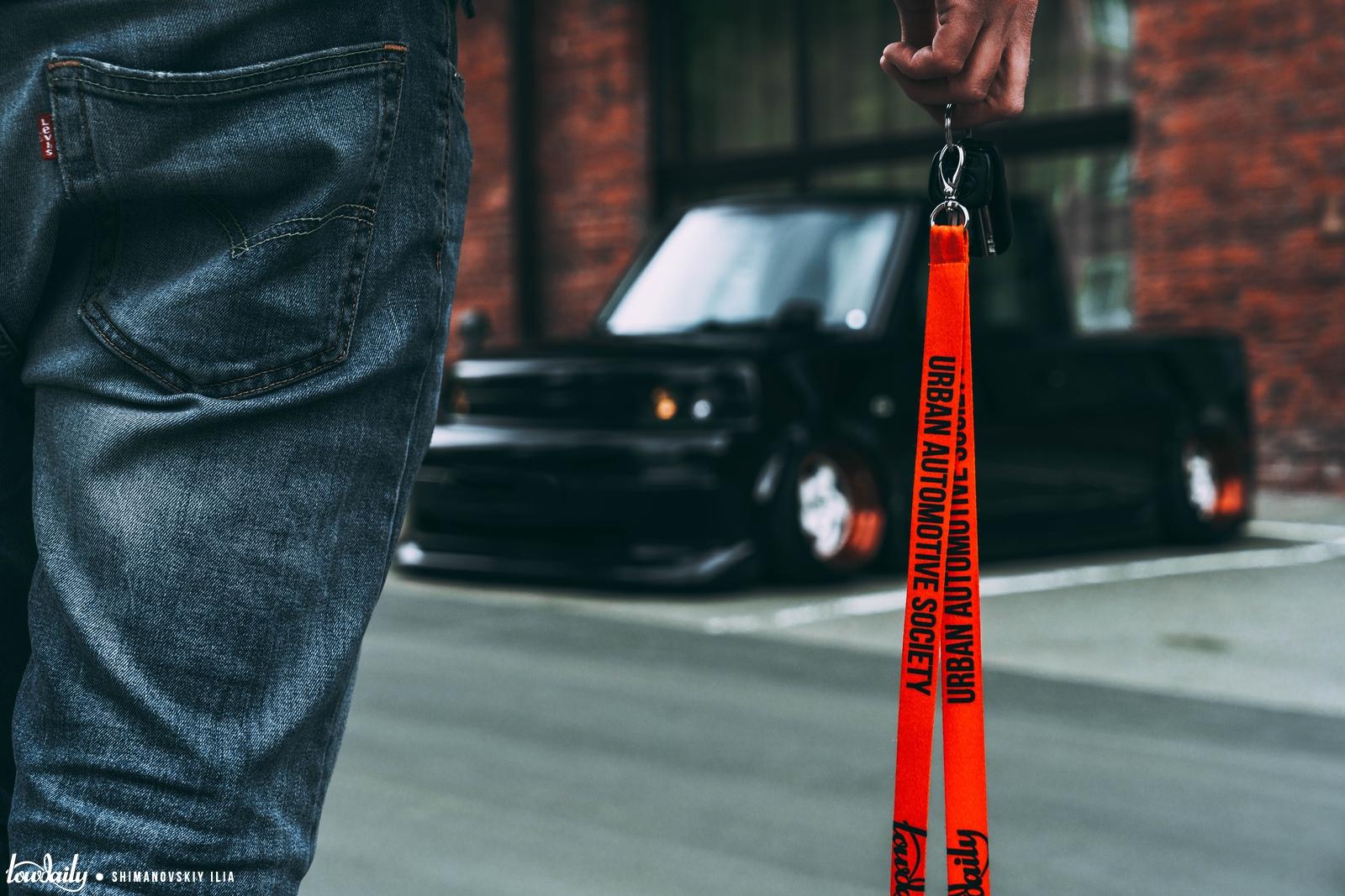 Scion XB Pickup Lowdaily DSC01629