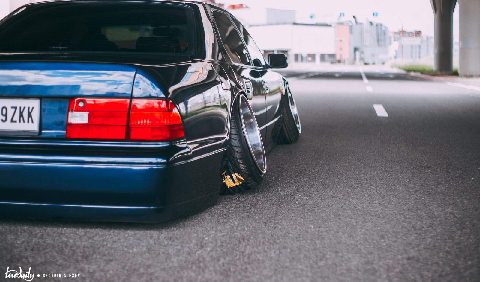 Lexus LS400 947A2347