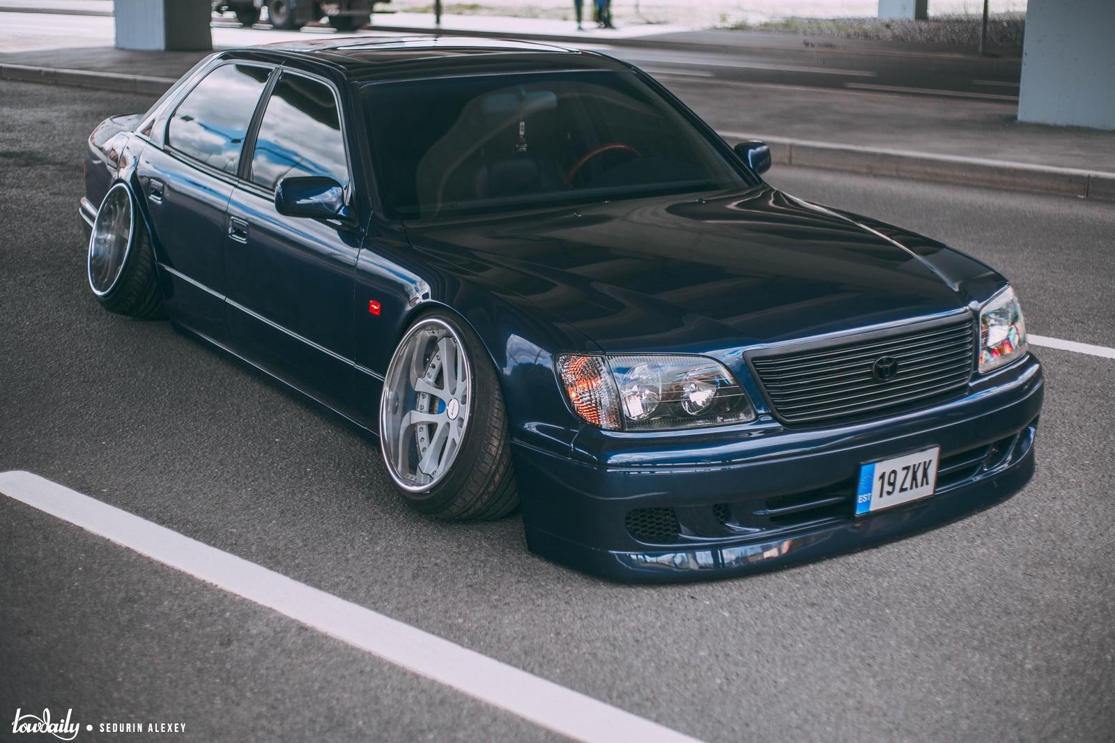 Lexus LS400 947A2388