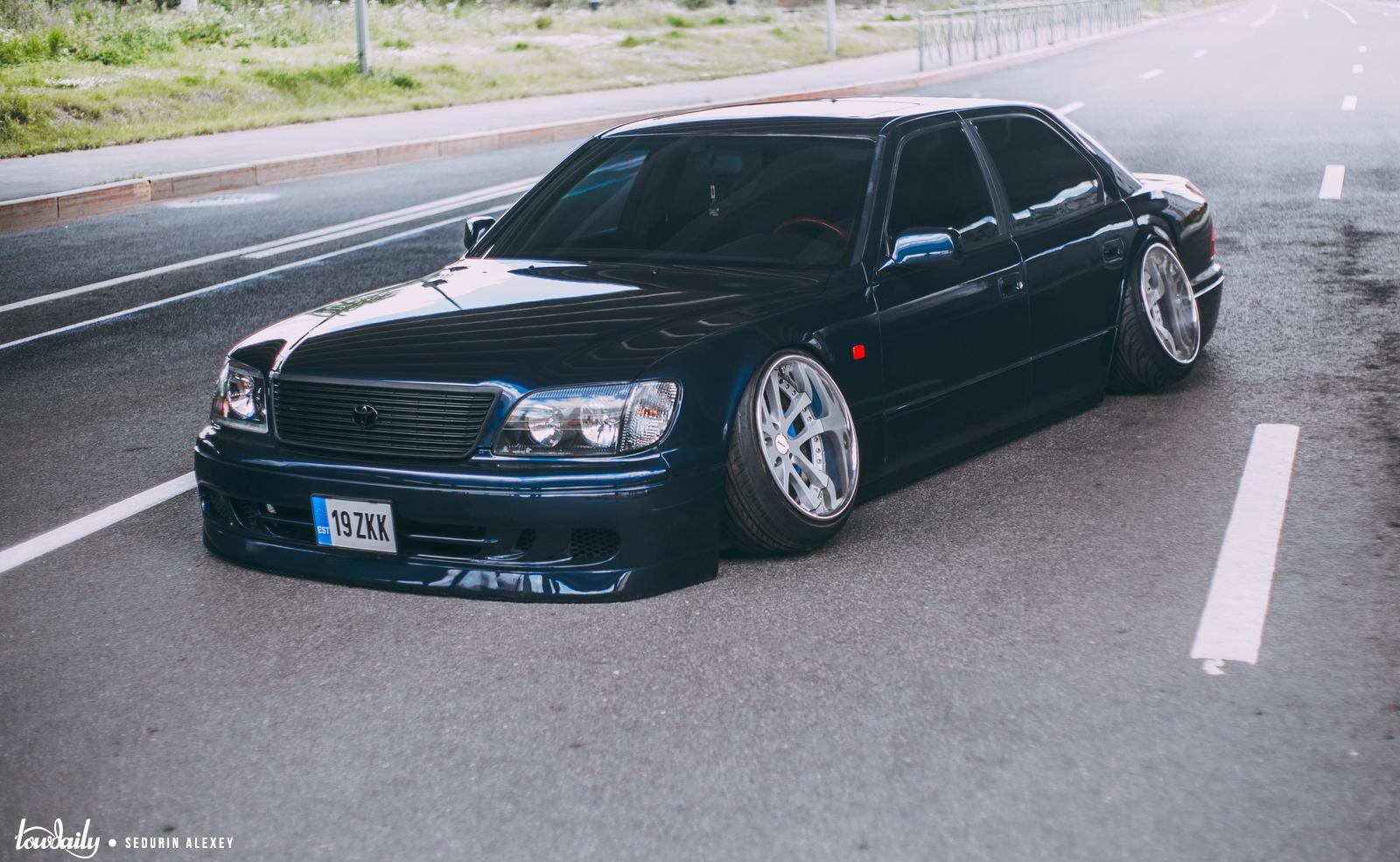 Lexus LS400 947A2390
