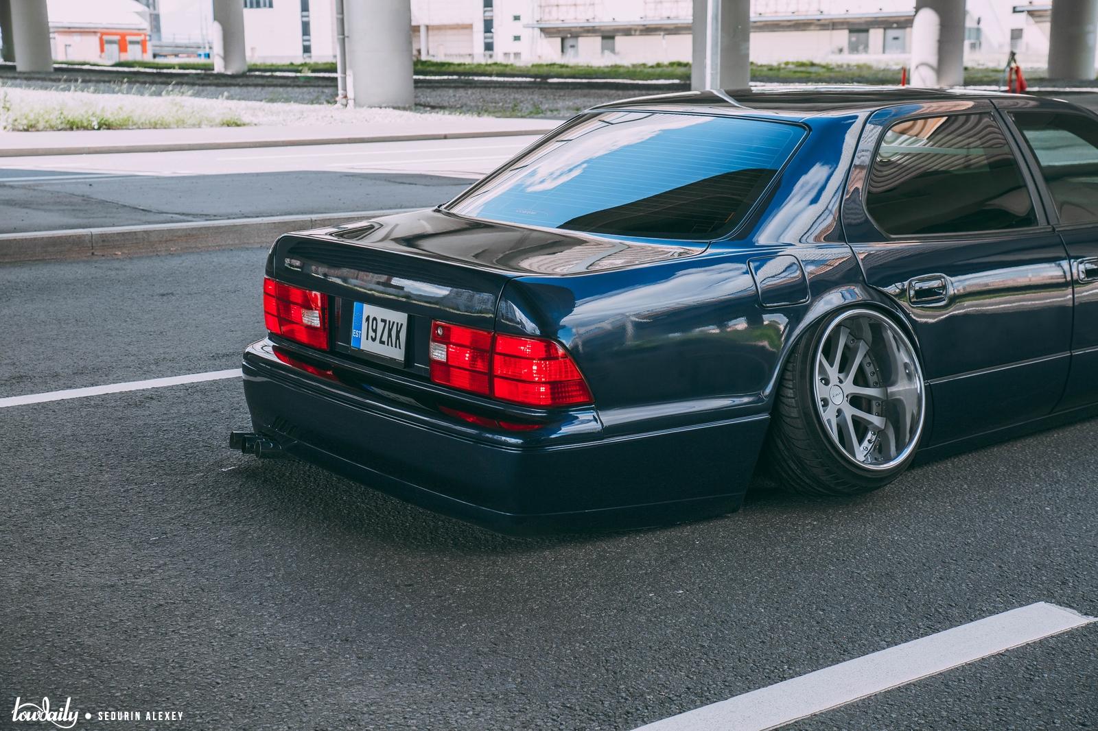 Lexus LS400 947A2414