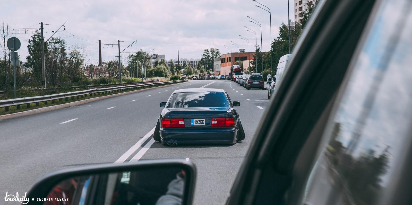 Lexus LS400 947A2420
