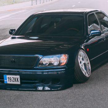 Lexus LS400 – STATIC !