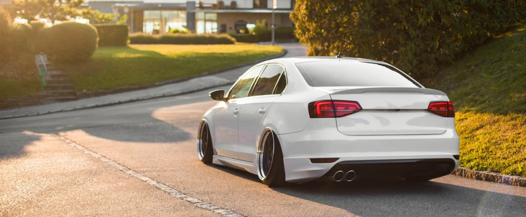 Volkswagen Jetta – Nothing Extra Worthersee