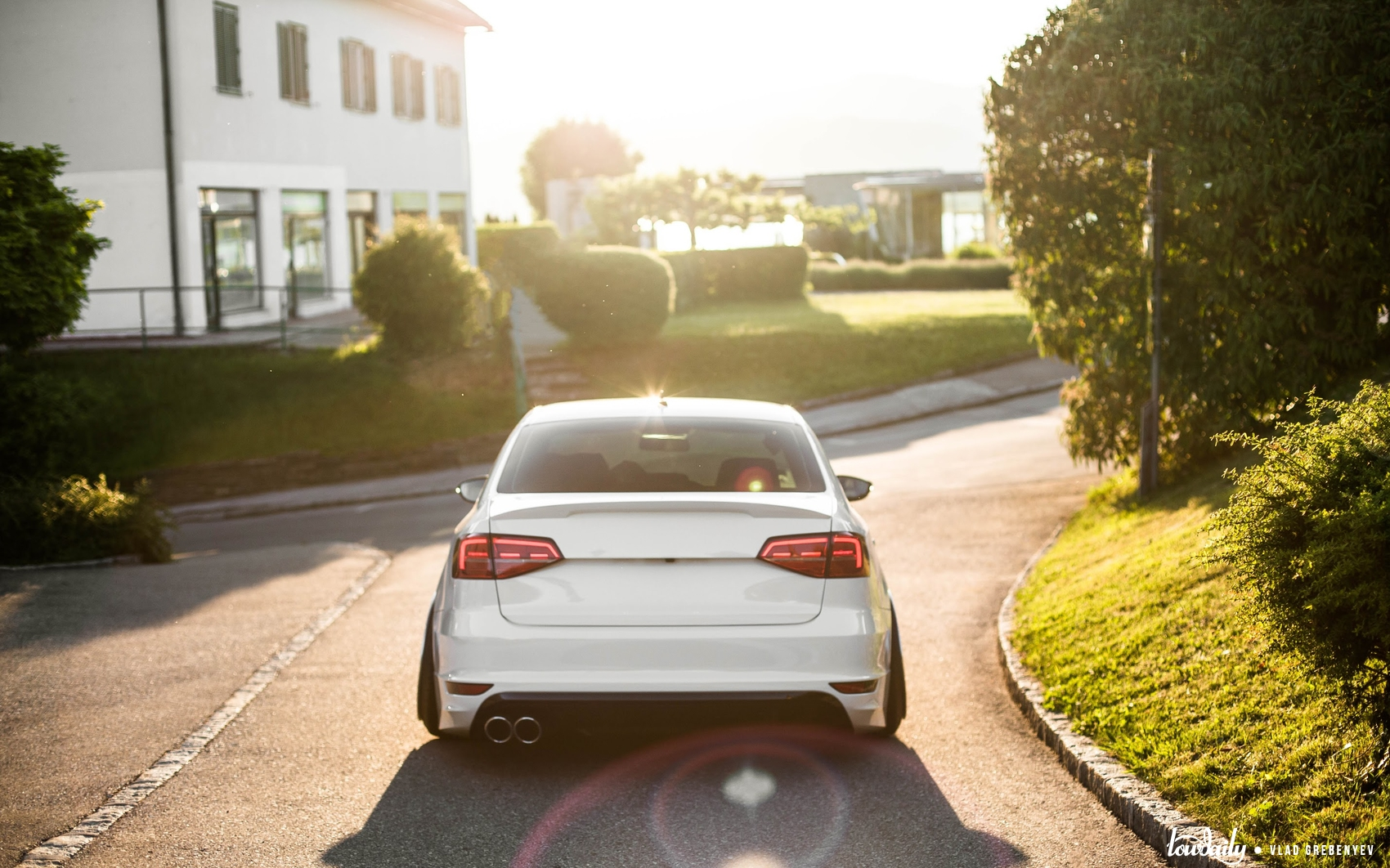 Volkswagen Jetta - Nothing Extra Worthersee