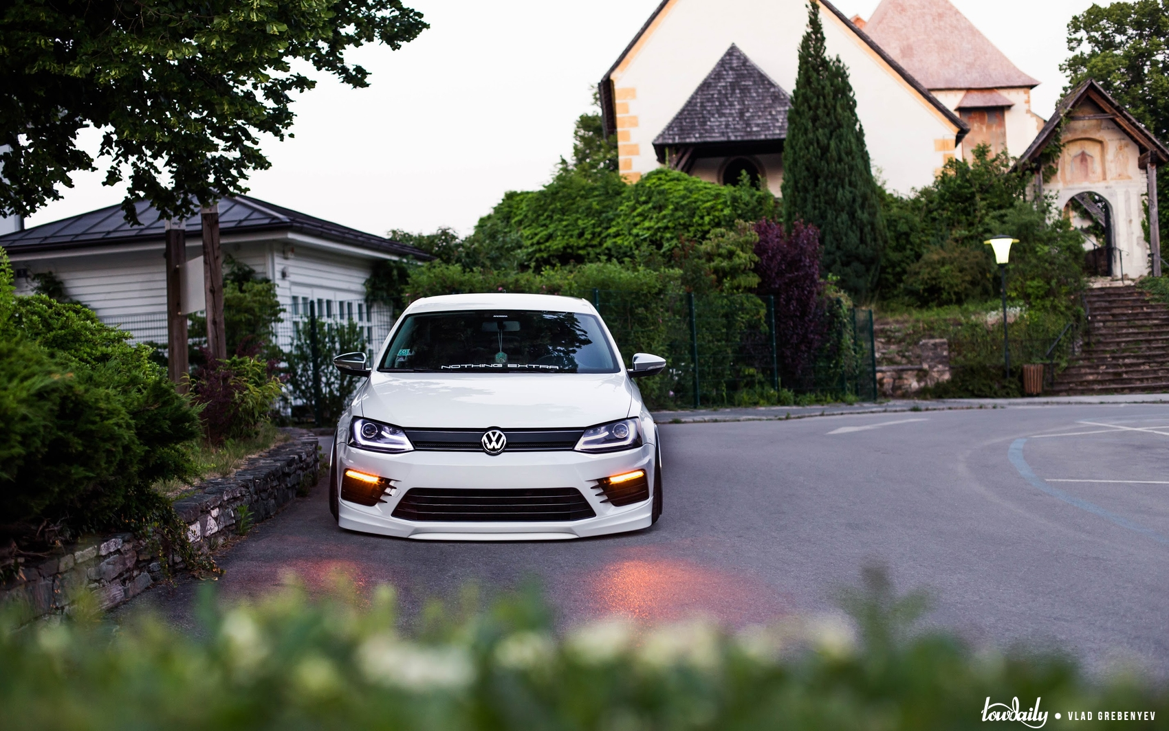 VW Jetta NOTHING EXTRA Wörthersee 5