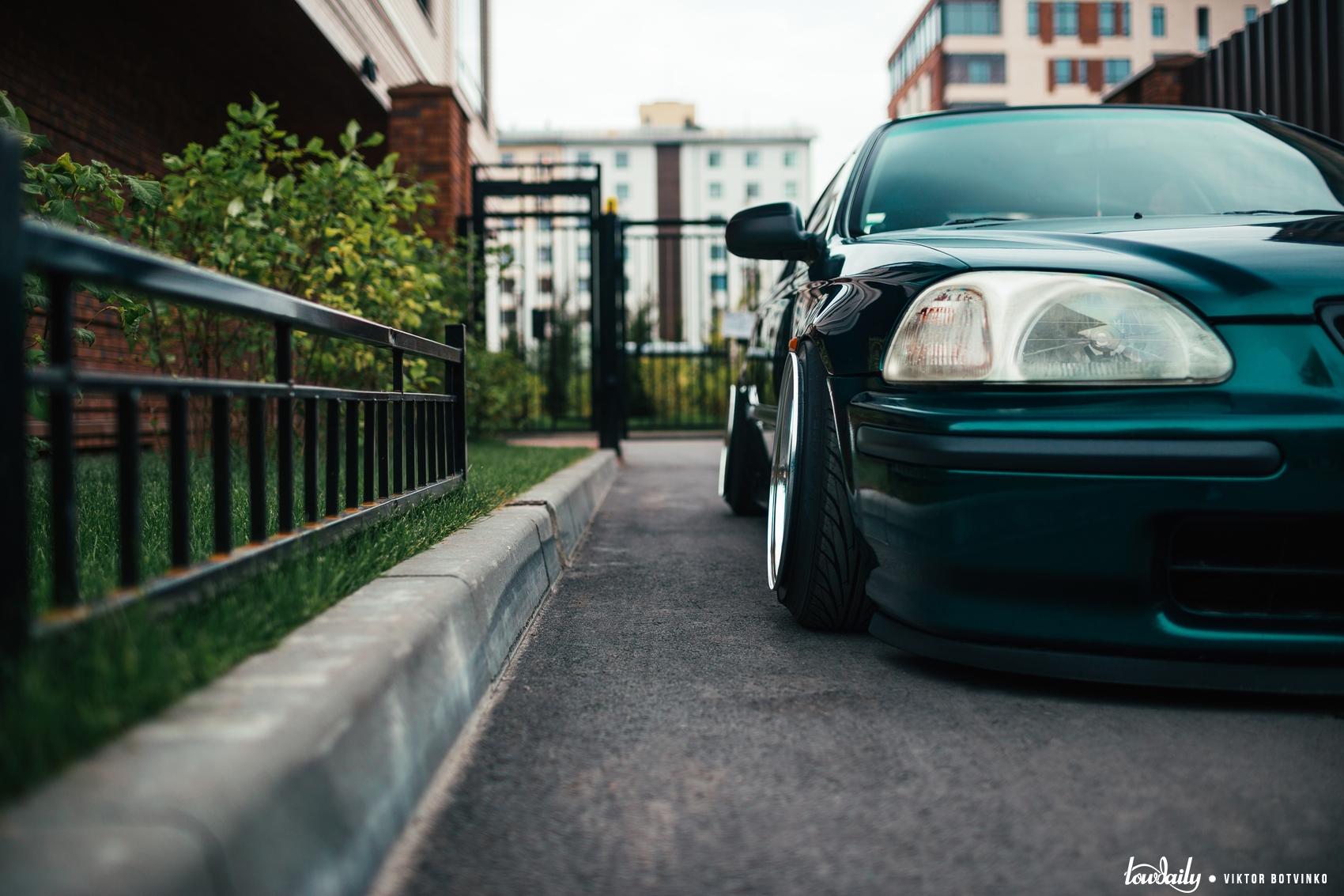 002 Honda Civic