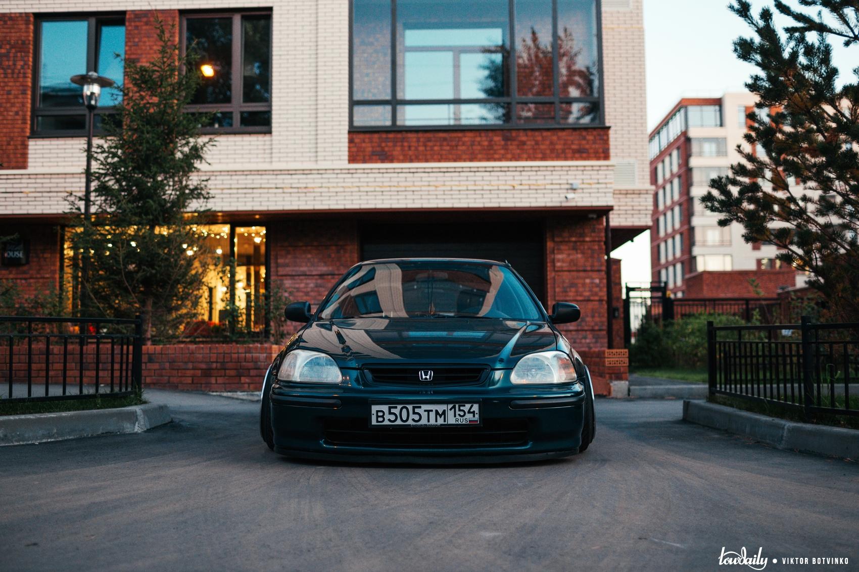 015 Honda Civic