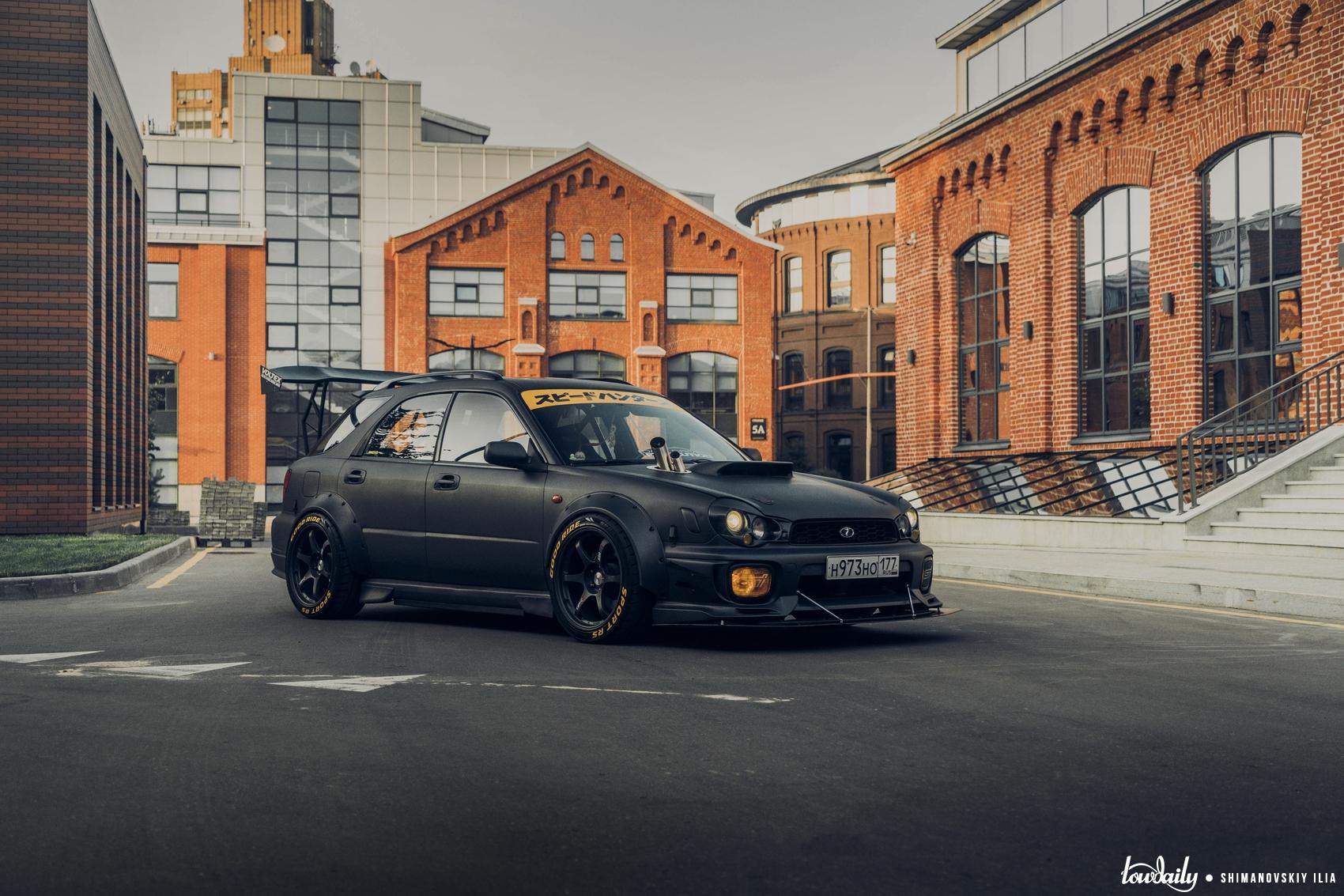DSC04503 Subaru Wagon Clinched