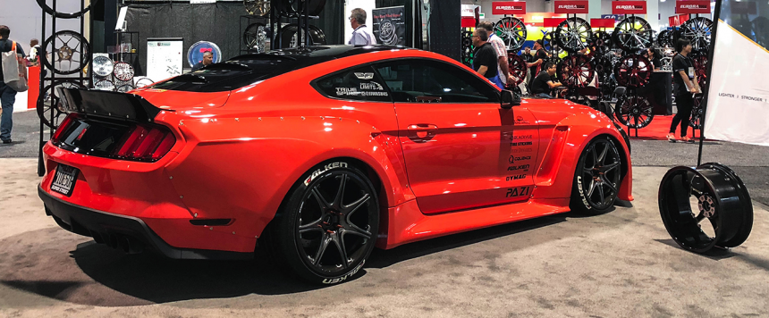 Clinched on SEMA Show