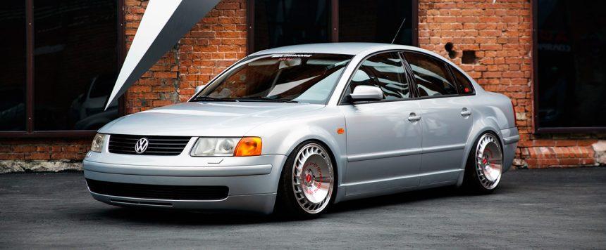 Volkswagen Passat B5 – Static