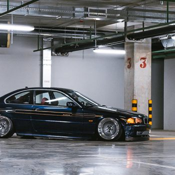 BMW E46 Alpina style