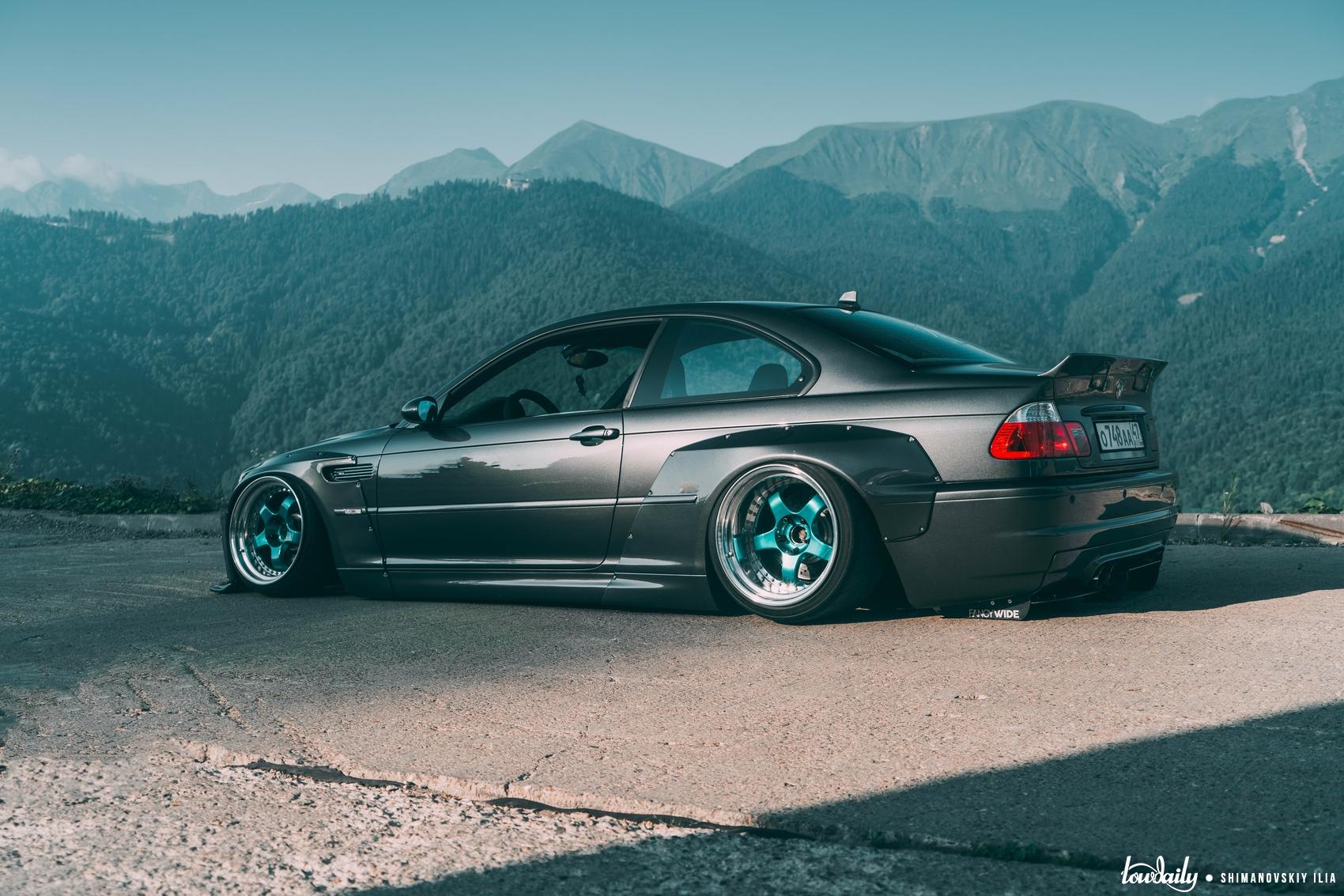 DSC03905 BMW E46 M3 Pandem Fancywide