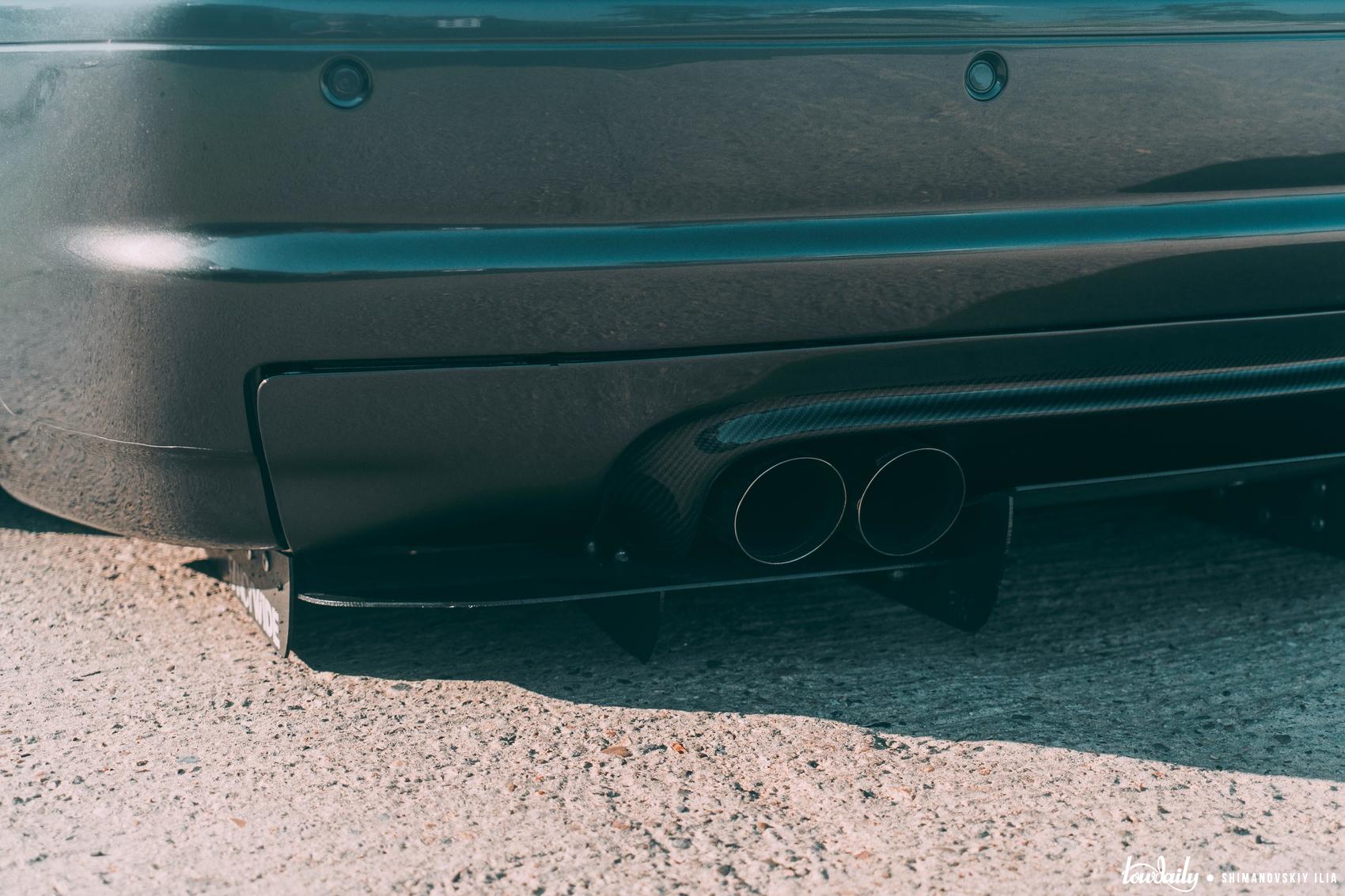 DSC03928 BMW E46 M3 Pandem Fancywide
