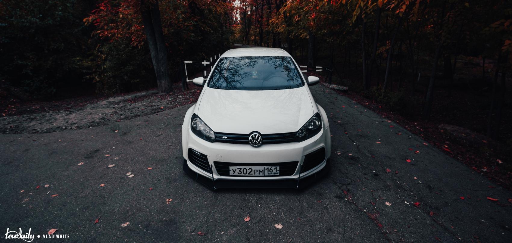 Volkswagen Golf MK6 Widebody IMG_5587