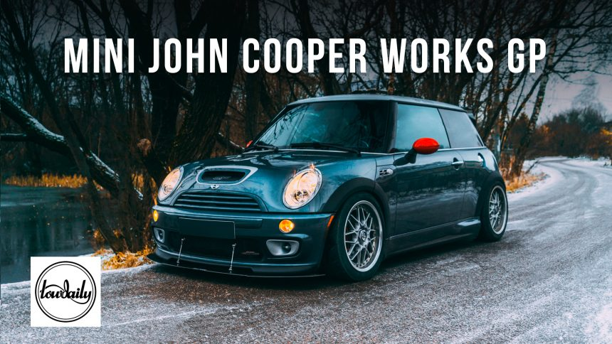 Mini John Cooper Works GP. Lowdaily 4K.