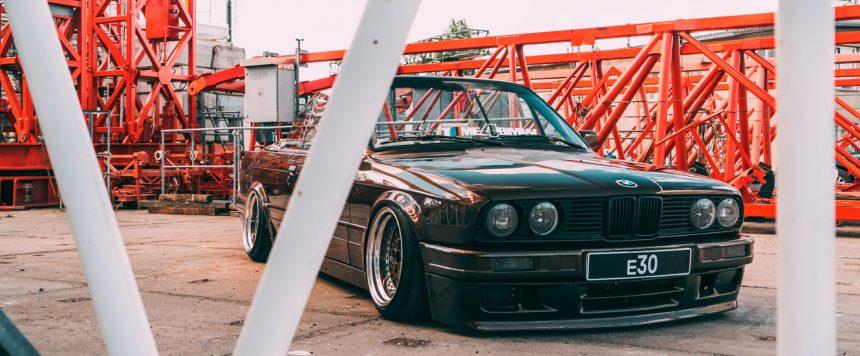 BMW e30 325 Cabrio 1991 – TIME4BMW