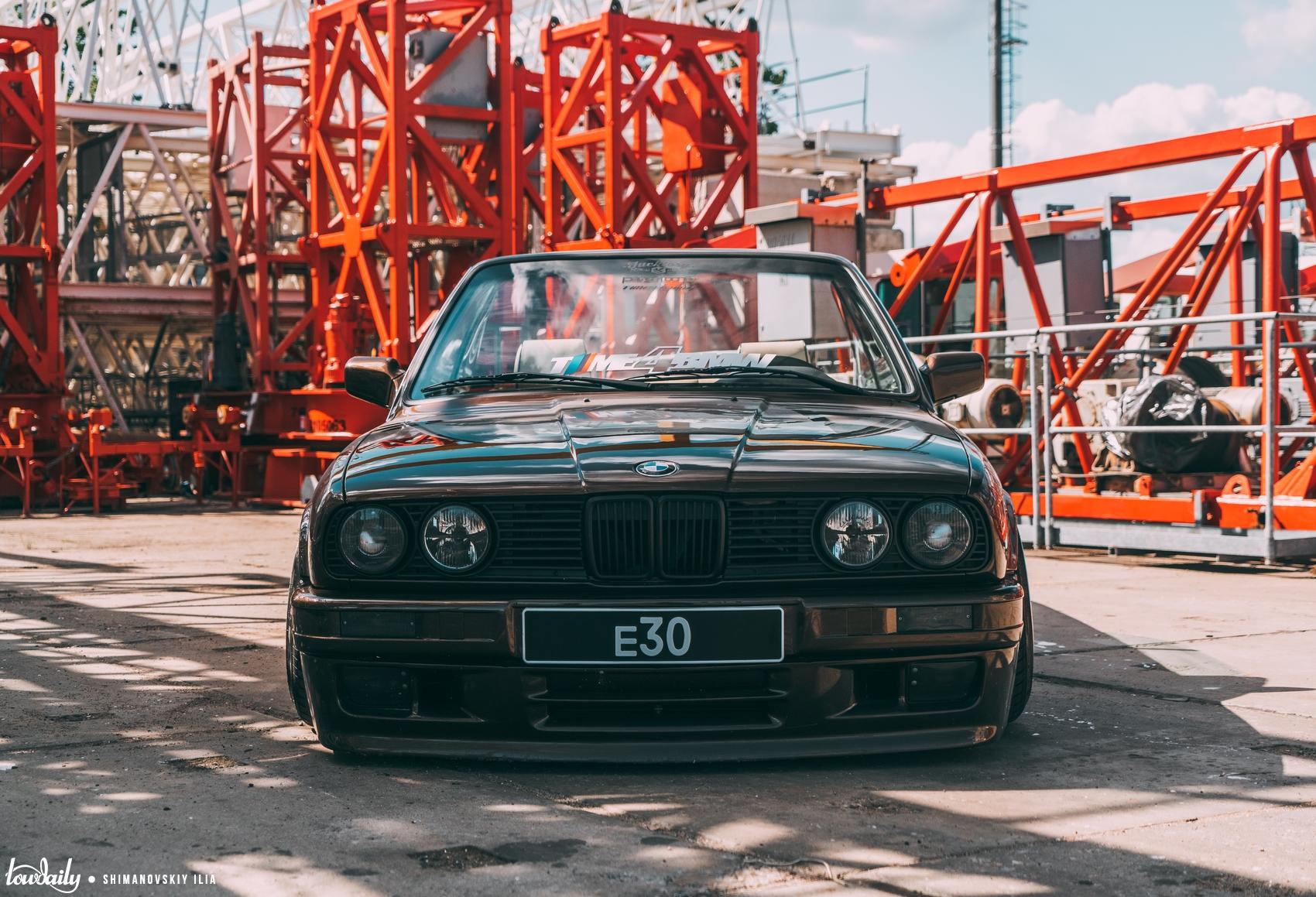 BMW E30 Convertible Time4BMW DSC03029