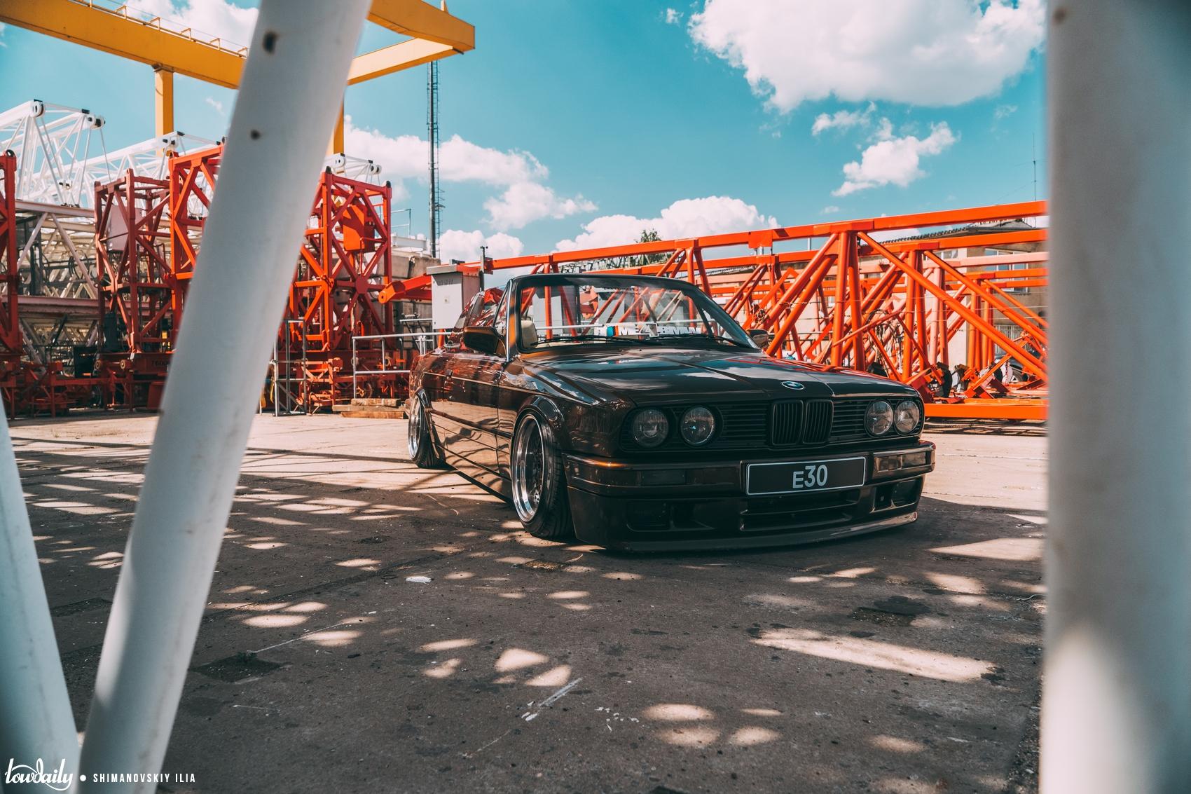 BMW E30 Convertible Time4BMW DSC03036