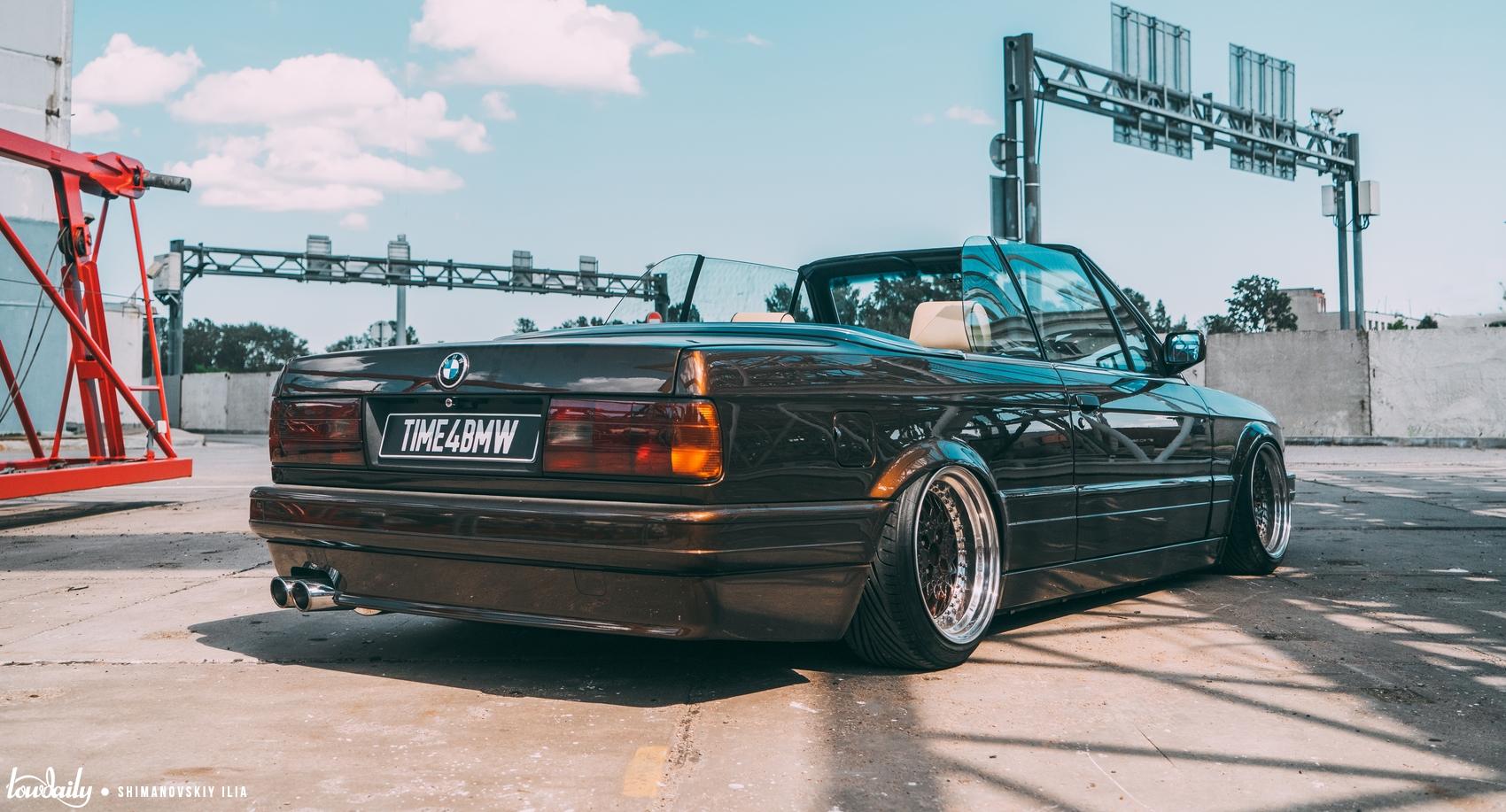 BMW E30 Convertible Time4BMW DSC03046