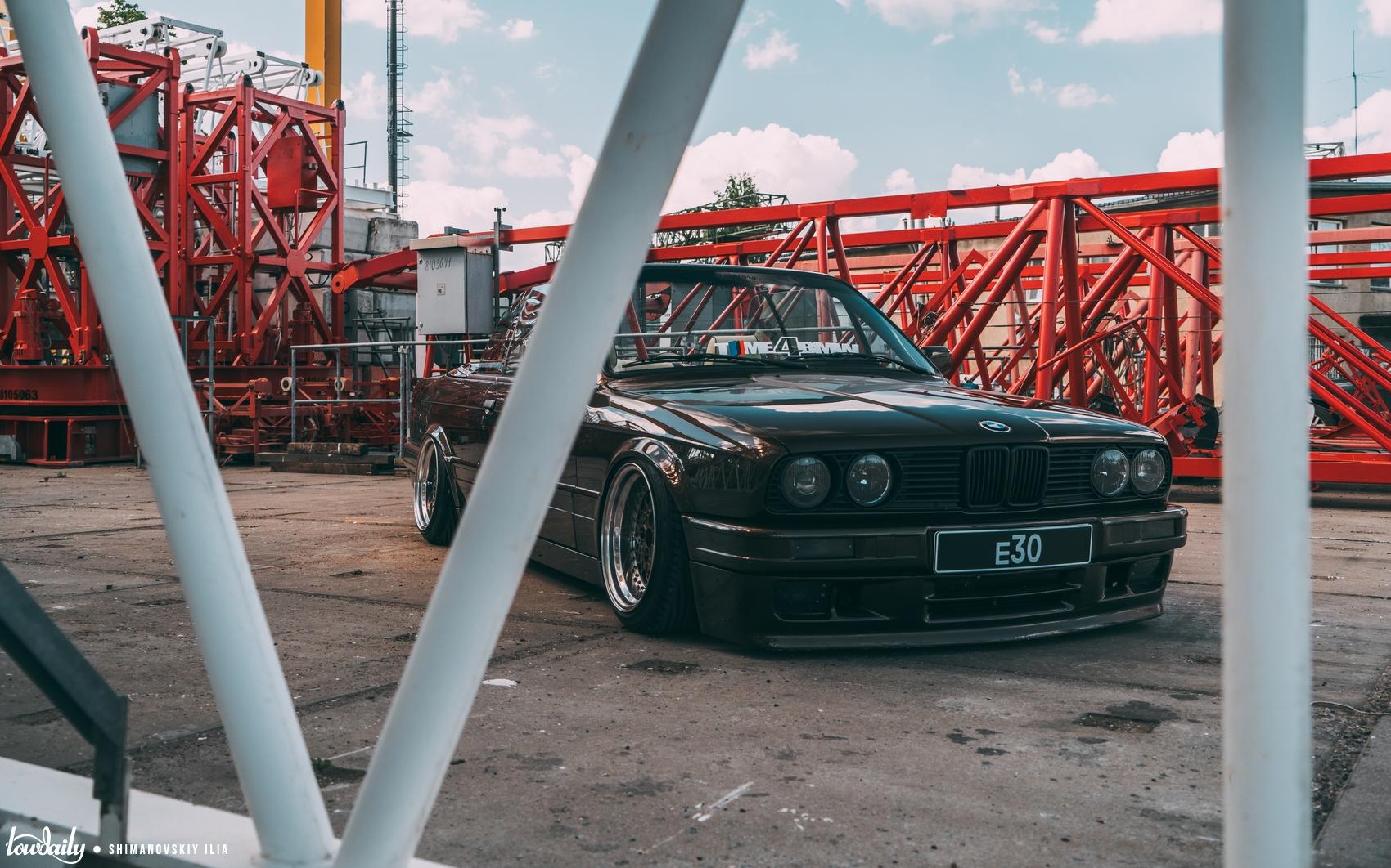BMW E30 Convertible Time4BMW DSC03075