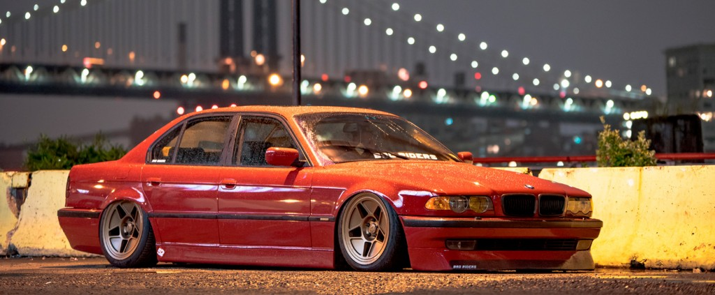 Ratride – BMW E38 740i – Fifteen52