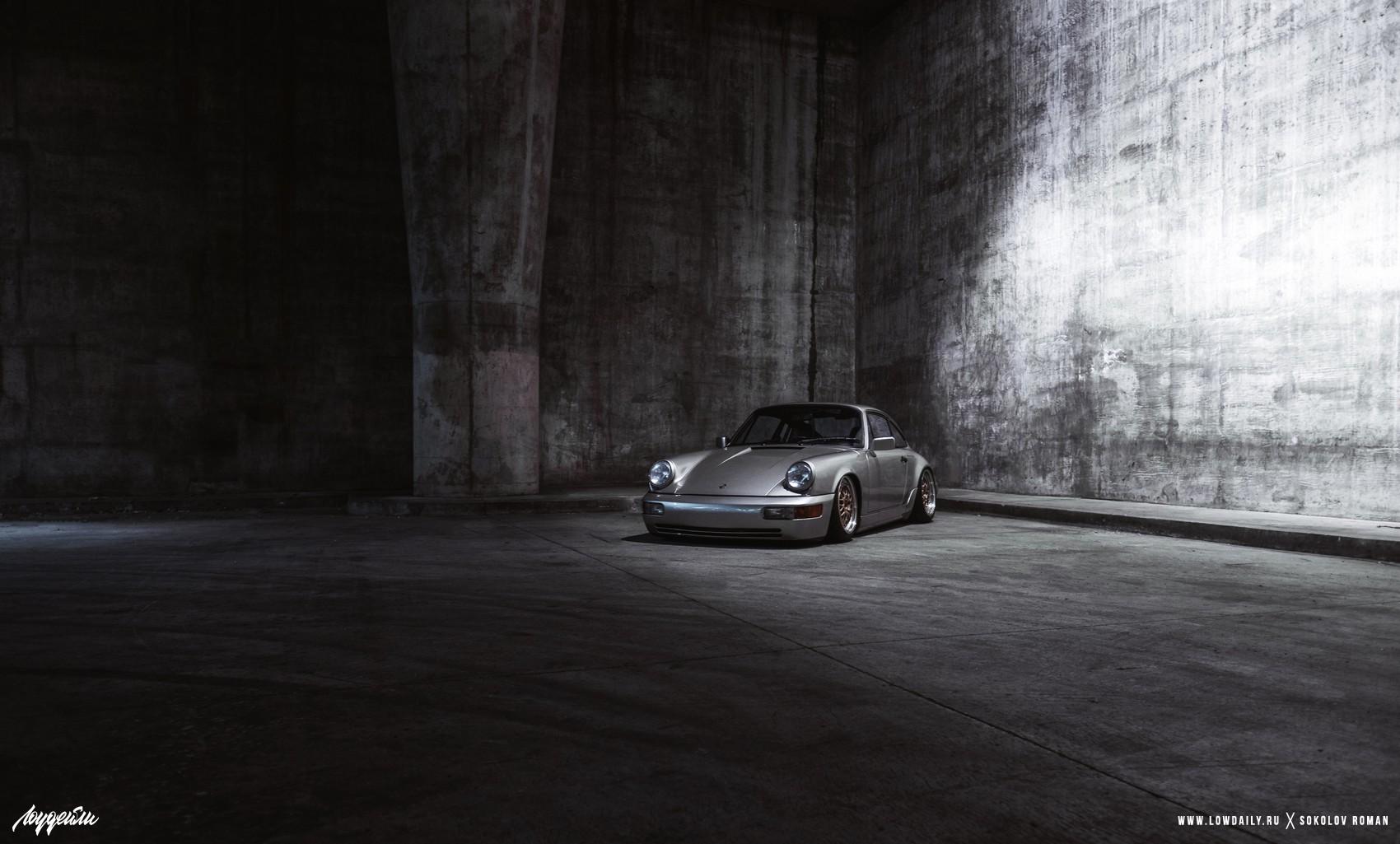 1989 Porsche Carrera 4 (964) DSCF3257
