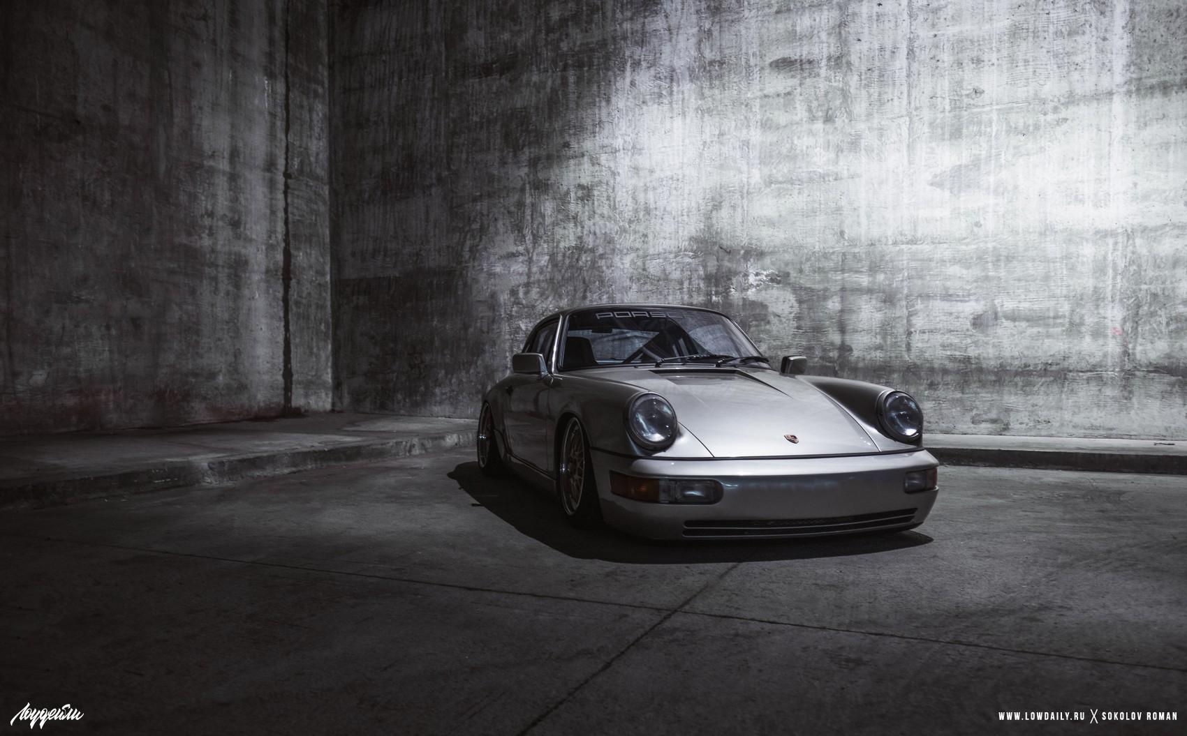 1989 Porsche Carrera 4 (964) DSCF3261