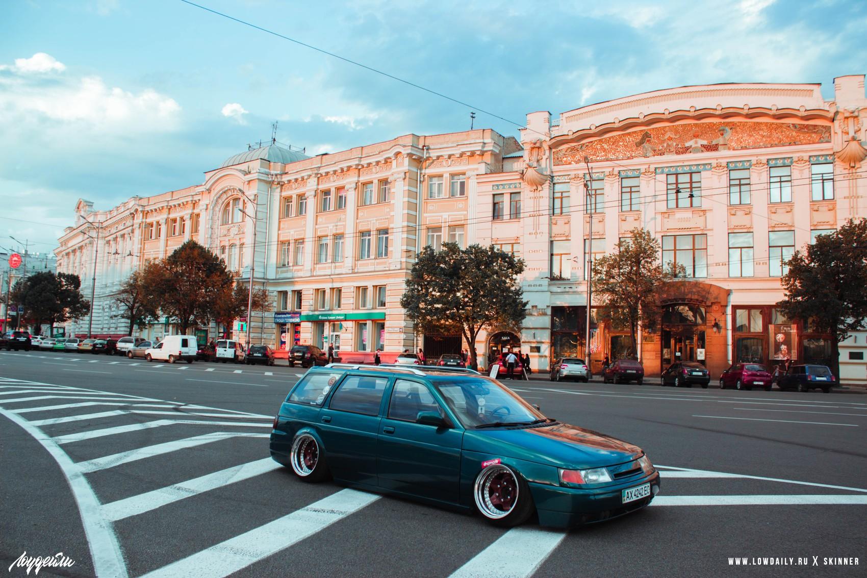 Lada ВАЗ-2111 IMG_9570