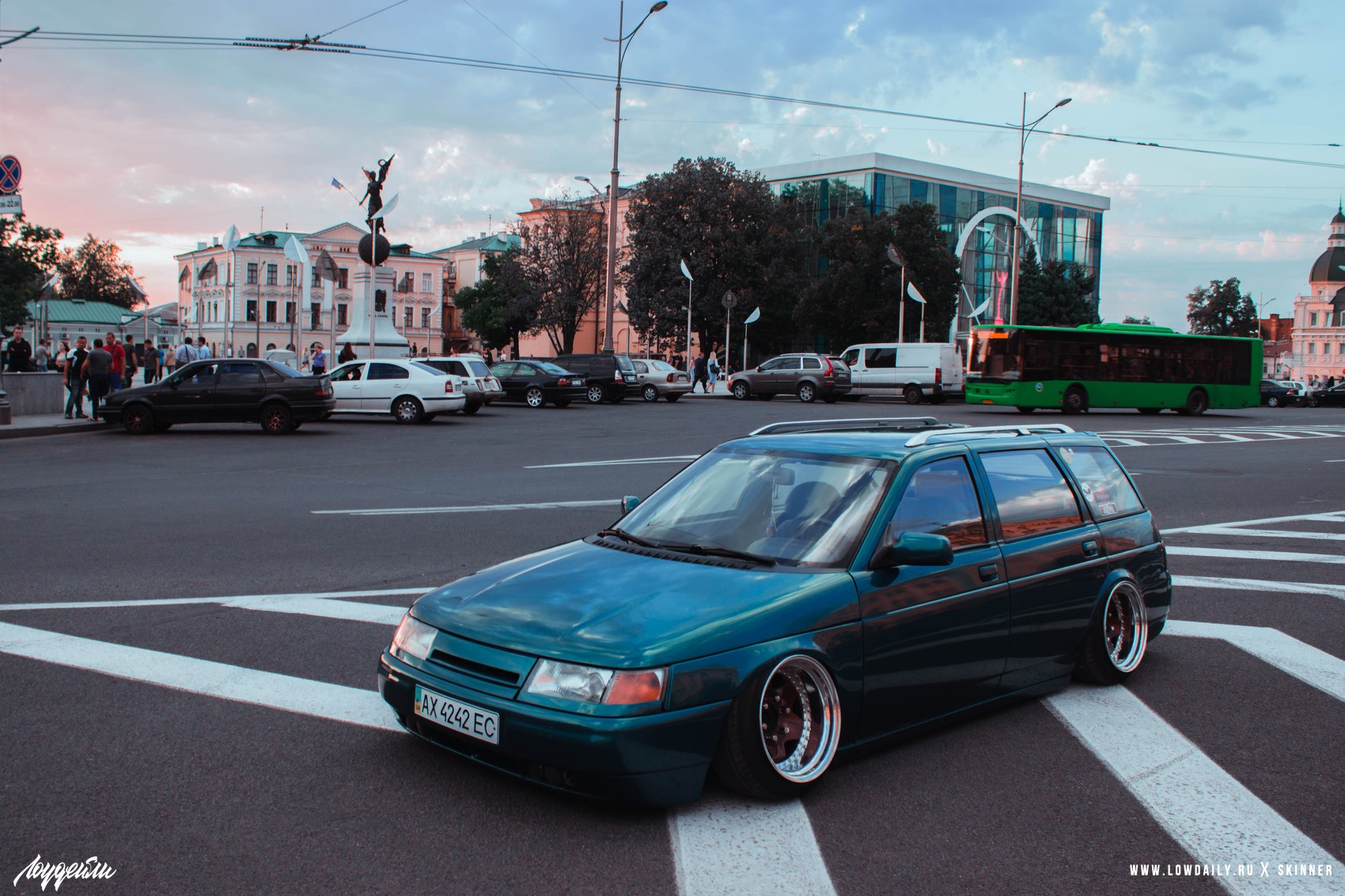 Lada ВАЗ-2111 IMG_9571