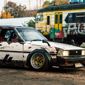 Toyota Corolla KE70 '82 – Paskuda Project