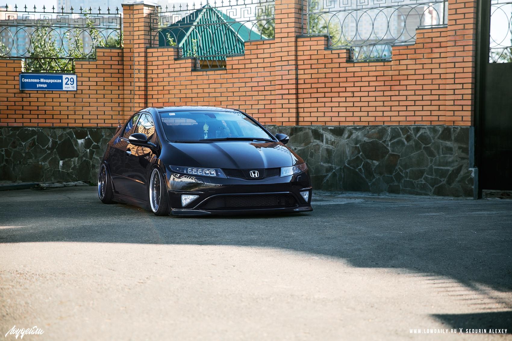 Honda Civic Spaceforce