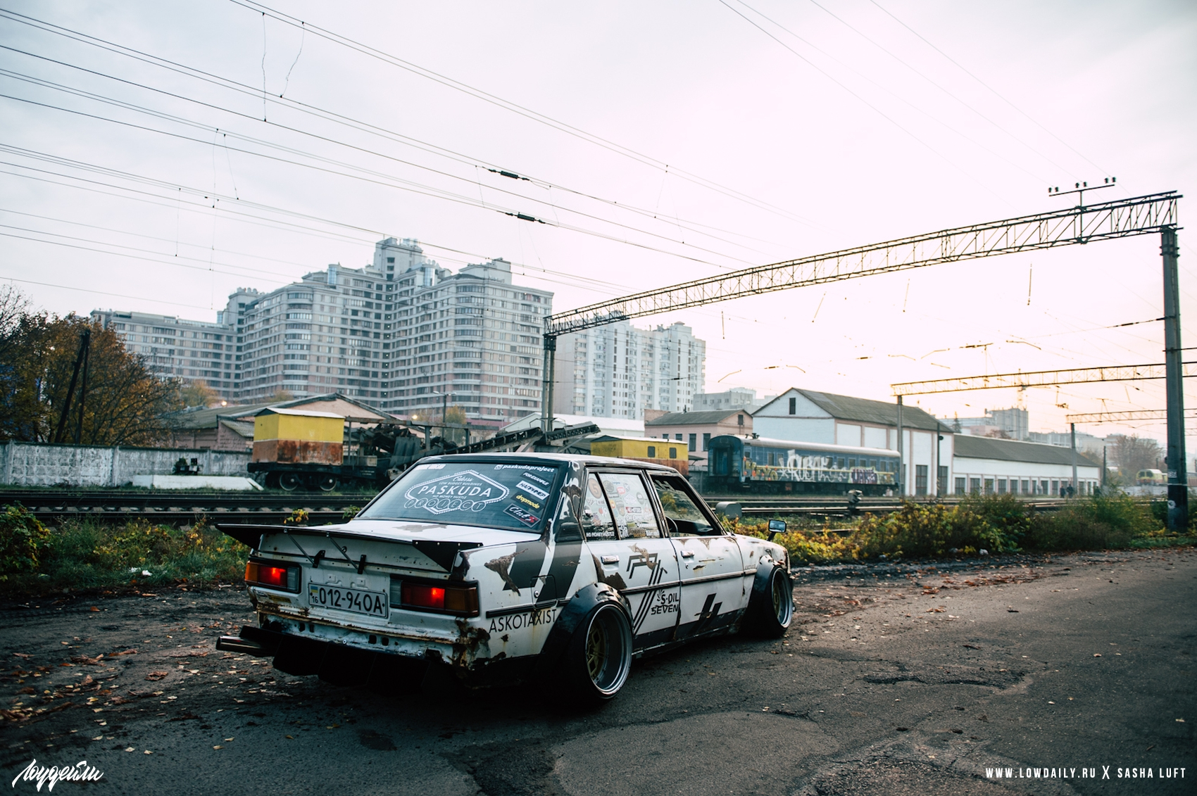 Toyota Corolla KE70 '82 LUF_2126