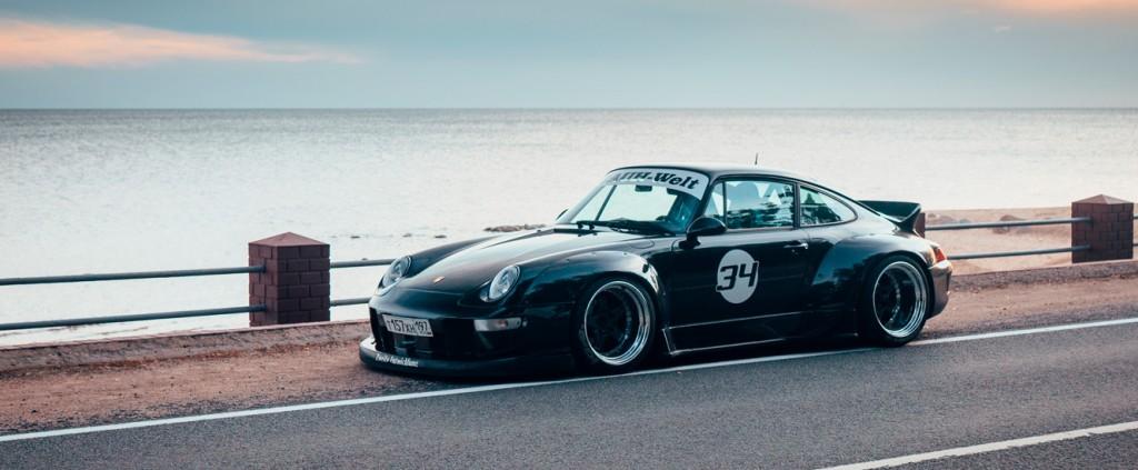 Porsche RWB 993 – Bagheera